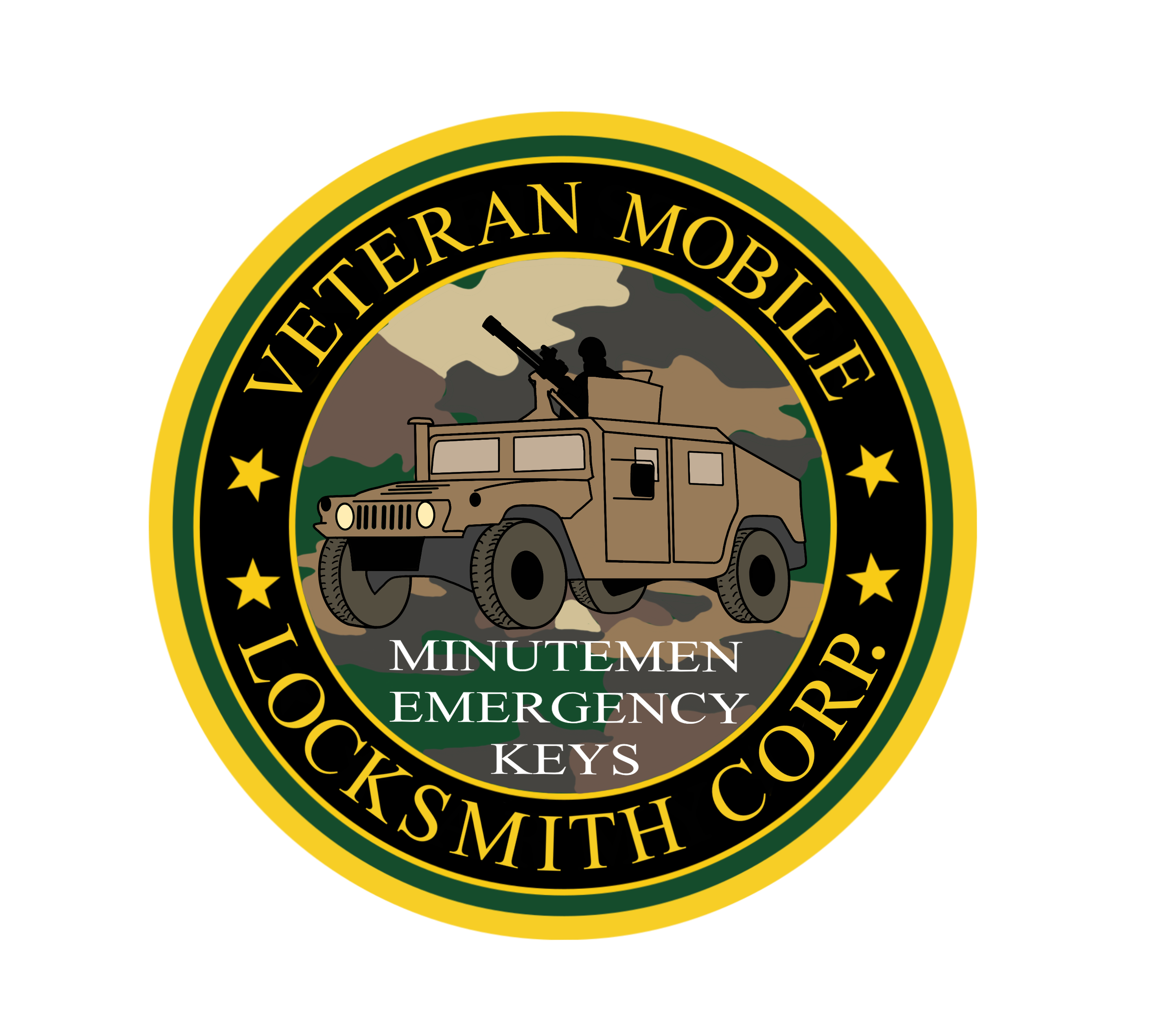 Veteran Mobile Locksmith Corp Logo