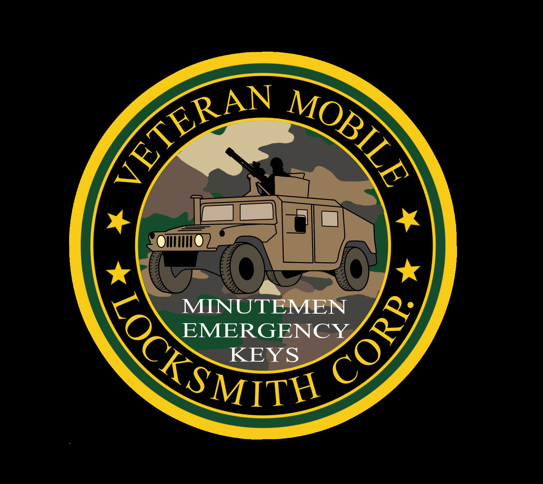 Veteran Mobile Locksmith Corp Logo